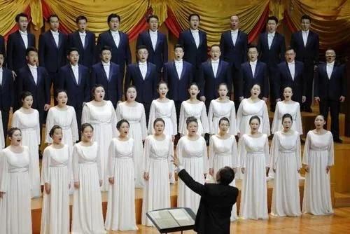 国家大剧院庆祝八一建军节合唱音乐会震撼上演
