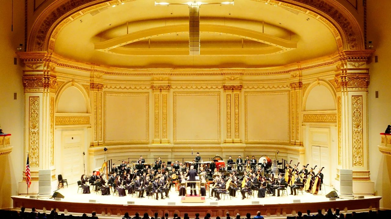 我的祖国·大型民族管弦乐专场音乐会