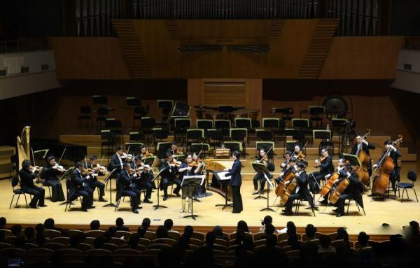 《春之彩舞》交响音乐会在京上演