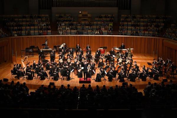 国家大剧院周末音乐会奏响 全年艺术普及活动线上线下呈现