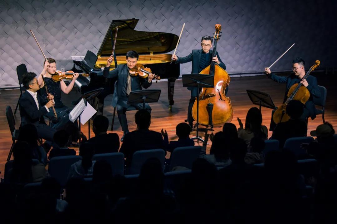 绽放六重奏,绽放在西洋乐器中的中国音乐