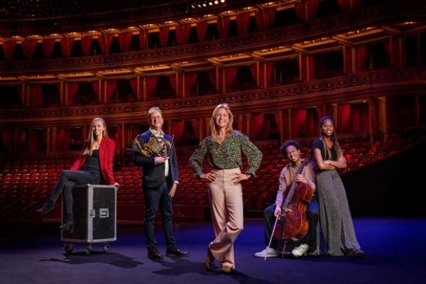 BBC逍遥音乐节2021年恢复现场演出