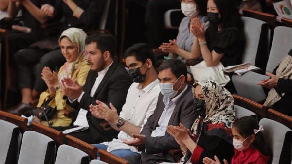 庆祝中国-伊朗建交五十周年专场音乐会在国家大剧院精彩奏响