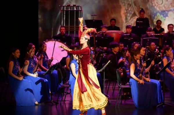 《古乐新声Ⅱ—伊州乐印象》音乐会在上海华彩亮相