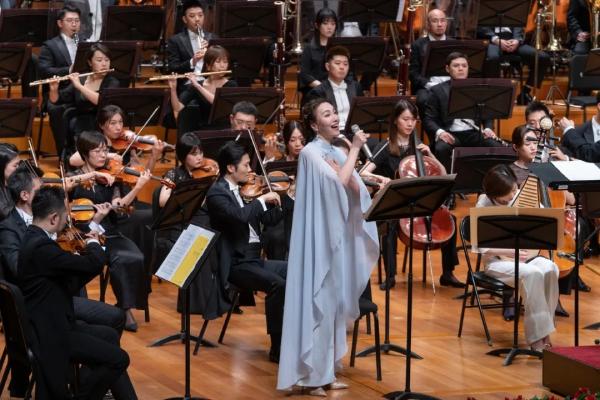 """中国风韵 长乐未央 国家大剧院管弦乐团""""原声传奇""""闭幕""""漫步经典"""