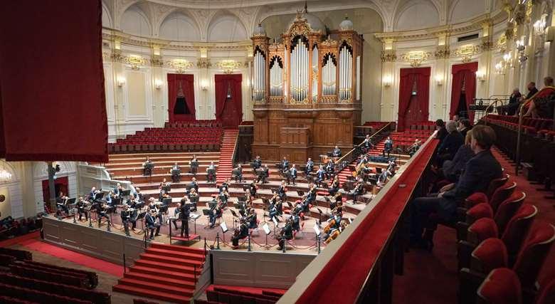 阿姆斯特丹皇家音乐厅管弦乐团免费播送疫情期间所有演出视频