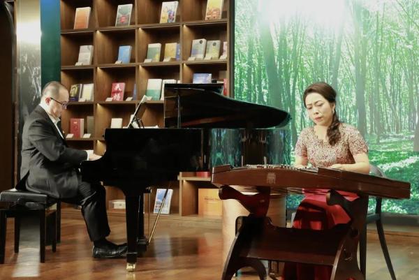思南赏艺会|黄河情—扬琴与钢琴中的红色主题