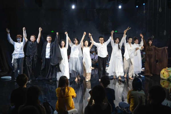 乐无穷系列——治愈系音乐戏剧《如歌》